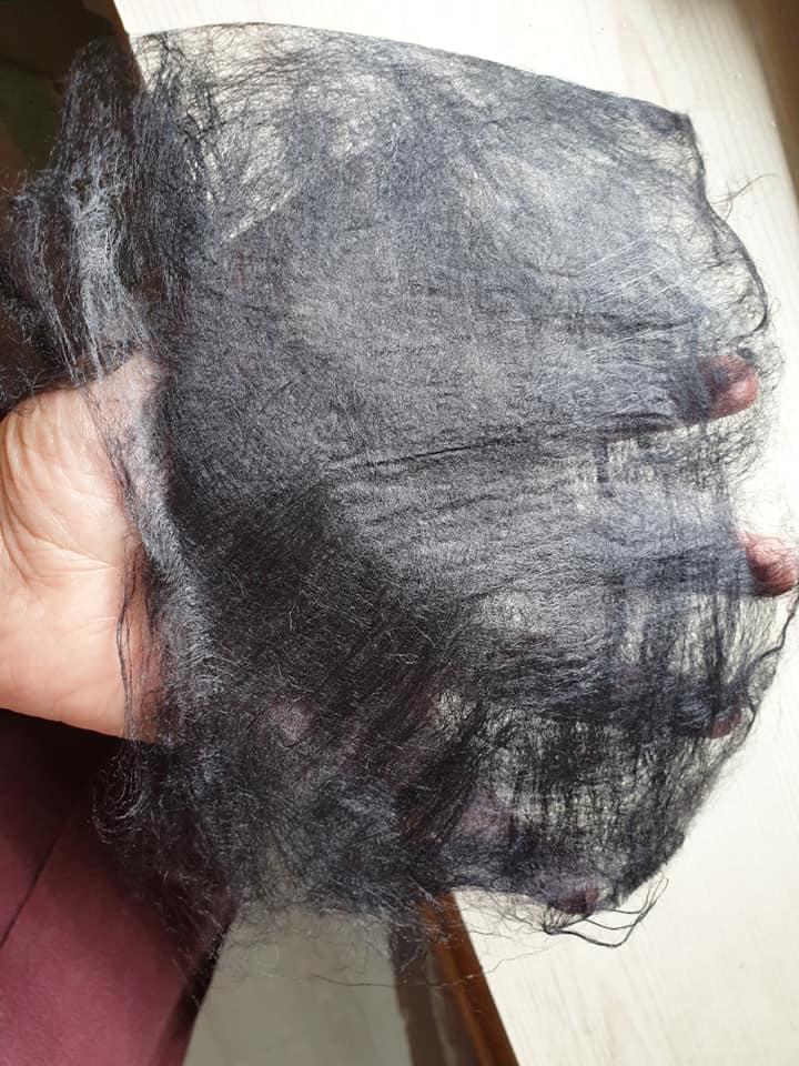 Test med silkepapper