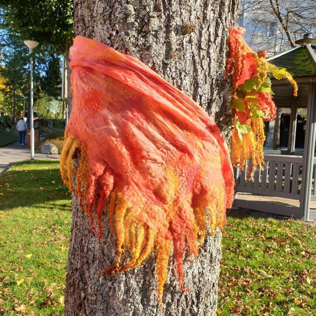 Nunotovad sjal